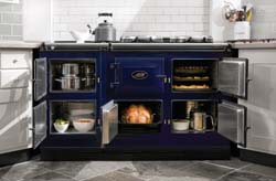 AGA five oven cooker