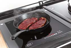 AGA New Generation hotcupboard - induction hob option