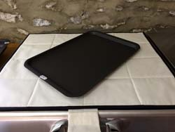 Everhot Half-size, shallow baking tray