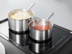 AGA 3 Series Two-zone Induction hob